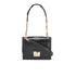 Karl Lagerfeld Women's K/Reptile Mini Handbag - Black: Image 1