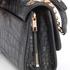 Karl Lagerfeld Women's K/Reptile Mini Handbag - Black: Image 7