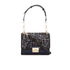 Karl Lagerfeld Women's K/Kuilted Tweed Mini Handbag - Midnight Blue: Image 1