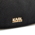 Karl Lagerfeld Women's K/Grainy Satchel - Black: Image 4