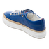 HUGO Women's Connie R Espadrille Trainers - Medium Blue: Image 4