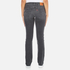Levi's Women's 712 Slim Straight Fit Jeans - Burnt Ash: Image 3