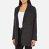 Levi's Women's Wool Cocoon Coat - Bleached Wool: Image 2