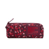 Superdry Women's Scat Ditsy Montana Pencil Case - Berry: Image 1