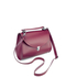 The Cambridge Satchel Company Women's The Poppy Shoulder Bag - Rhubarb Red: Image 3