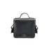 The Cambridge Satchel Company Women's Small Traveller with Side Pockets - Black: Image 7