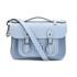 The Cambridge Satchel Company Women's Mini Satchel - Periwinkle Blue: Image 1