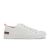 Superdry Men's Super Sneaker Low Top Trainers - Off White: Image 1