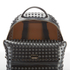 Furla Women's Candy Peter Pan Small Backpack - Onyx Metal: Image 5