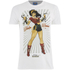 DC Comics Bombshells Men's Wonder Woman T-Shirt - White: Image 1