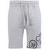 Pantalón corto deporte Crosshatch Pacific - Hombre - Gris: Image 1