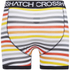 Crosshatch Men's Refraction 2-Pack Boxers - Black: Image 3