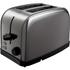 Russell Hobbs 18780 2 Slice Futura Toaster - Stainless Steel: Image 1