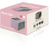 Swan ST17010PN 4 Slice Retro Toaster - Pink