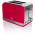 Swan ST19010RN 2 Slice Toaster - Red