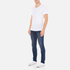 Cheap Monday Men's 'Tight' Slim Fit Jeans - Pure Blue: Image 4