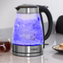 Tower T10007 3kW Illuminating Glass Kettle - Multi: Image 3