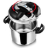 Tower One Touch Pressure Cooker 6L - Stainless Steel: Image 3