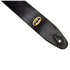 Batman Logo (Metal) Leather Guitar Strap