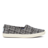 TOMS Women's Avalon Slip-On Trainers - Black/White Boucle: Image 1