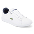 Lacoste Women's Carnaby Evo 116 1 SPW Court Trainers - White: Image 2