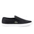Lacoste Men's Gazon 316 1 Slip On Trainers - Black: Image 1