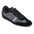 Lacoste Men's Misano 22 LCR SRM Trainers - Black: Image 2