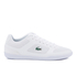 Lacoste Men's Court-Minimal Sport 316 1 Trainers - White: Image 1