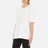 Love Moschino Women's Logo Oversized T-Shirt - White: Image 2