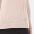 Love Moschino Women's Logo Imprint Jumper - Pink: Image 5