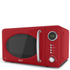 Akai A24006R 700W Digital Microwave - Red: Image 2