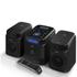 Akai A60002B CD Micro Hi-Fi System - Black: Image 2