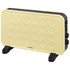 Warmlite WL41005C Retro Convection Heater - Cream: Image 1
