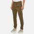 Maharishi Men's Organic Loopback Sweatpants - Maha Olive: Image 2
