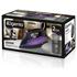 Elgento E22001 2600W Ceramic Soleplate Iron - Purple: Image 5