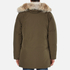 Canada Goose Men's Langford Parka - Military Green: Image 3