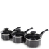 Tower Essentials Pan Set - Black: Image 1