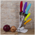 Ciclour MCK24021 Cook in Colour Knife Block - Multi (5 Piece): Image 2