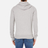 Tommy Hilfiger Men's Icon Zip Through Hoody - Grey Heather: Image 3