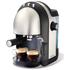 Morphy Richards 172004 Accents Brushed Espresso Coffee Maker: Image 1
