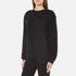 McQ Alexander McQueen Women's Classic Tonal Sweatshirt - Darkest Black: Image 2