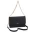DKNY Women's Bryant Park Small Flap Crossbody Bag - Black: Image 3