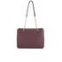 DKNY Women's Bryant Park Shopper Tote Bag - Oxblood: Image 6