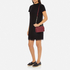 DKNY Women's Bryant Park Square Crossbody Bag - Scarlet: Image 7