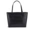 Ted Baker Women's Kaci Zip Top Large Shopper Tote - Black: Image 6