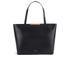 Ted Baker Women's Kaci Zip Top Large Shopper Tote - Black: Image 1
