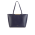 Ted Baker Women's Joriana Printed Lining Small Shopper Tote Bag - Dark Blue: Image 1