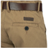 Smith & Jones Men's Ashlar Belted Slim Fit Chinos - Camel Twill: Image 3