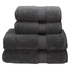 Christy Supreme Hygro 4 Piece Hand & Bath Towel Bundle - Graphite: Image 1