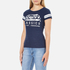 Superdry Women's Classics T-Shirt - Princeton Blue Marl: Image 2